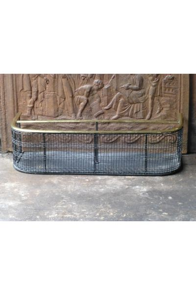 Georgian Fire Guard made of 33,154,155