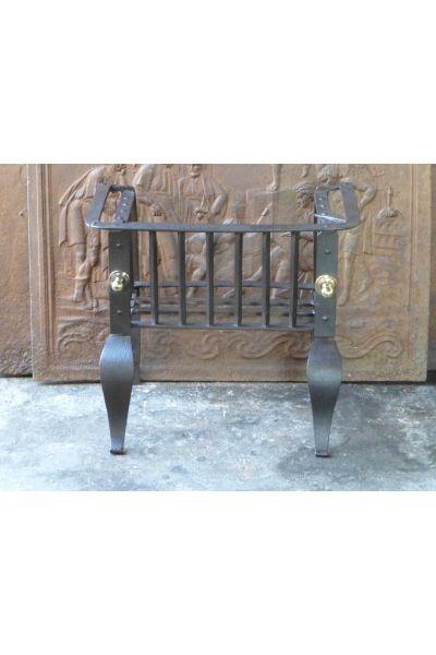 Georgian Fireplace Grate made of 15,33