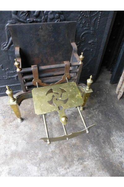 18th c. Fire-Bar Trivet made of 15,16