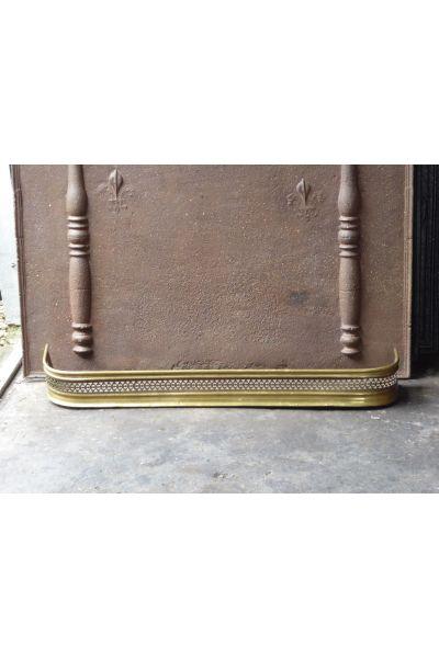 Brass Fireplace Fender made of 16,155