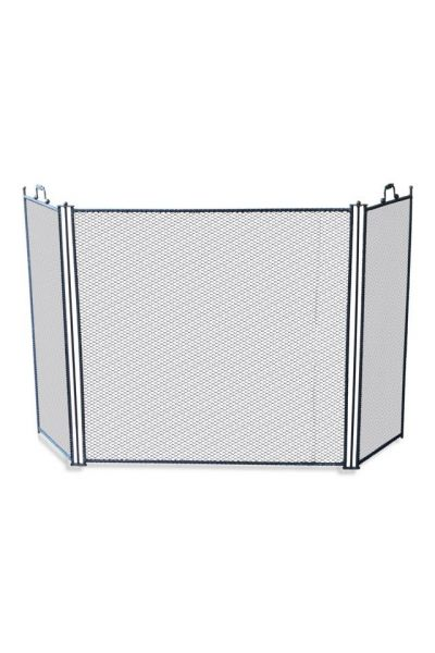 """Large Fireplace Screen 