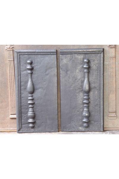 Pillars of Hercules Fireback made of 14