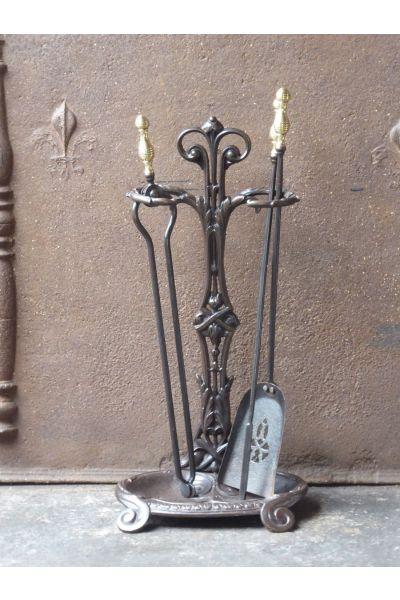 Victorian Companion Set made of 14,15,33