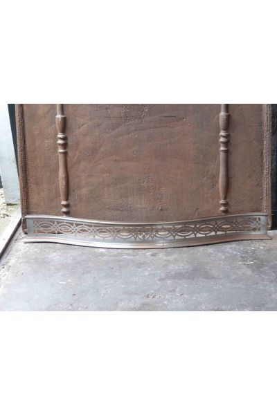Victorian Fire Fender made of 32