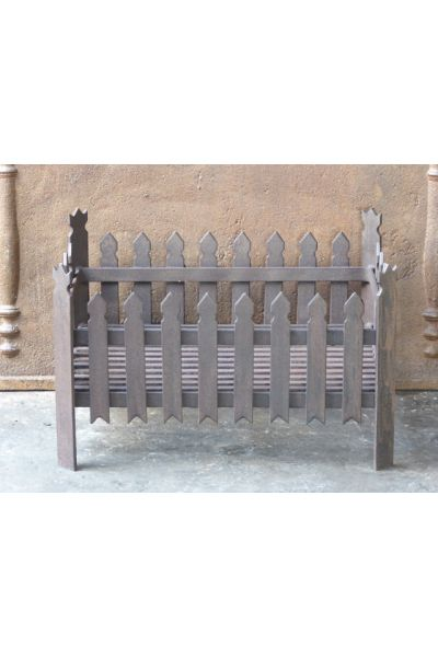 Neo Gothic Fire Basket made of 15