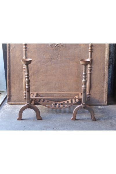 Victorian Fireplace Grate made of 14,15