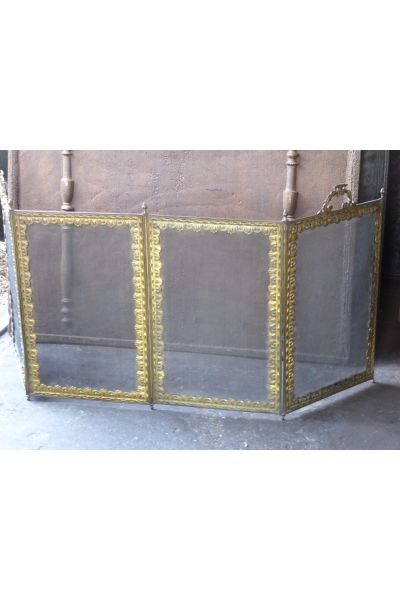 Antique French Fire Screen made of 16,154,173