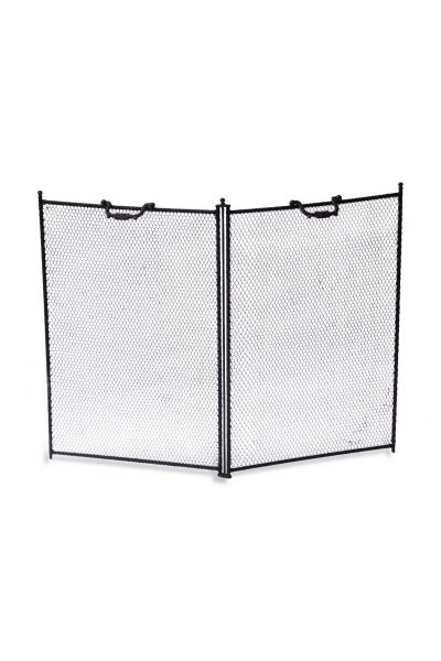 """French Fireplace Screen 