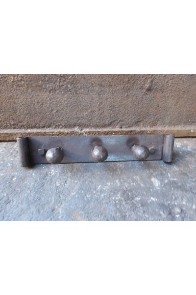 Forged Fireplace Hooks made of 14,15
