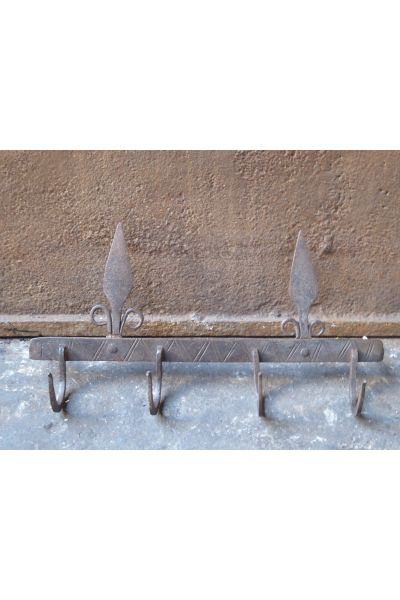 Antique Fireplace Hooks made of 15