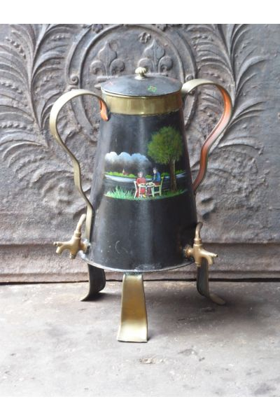 Antique Kettle made of 15,16