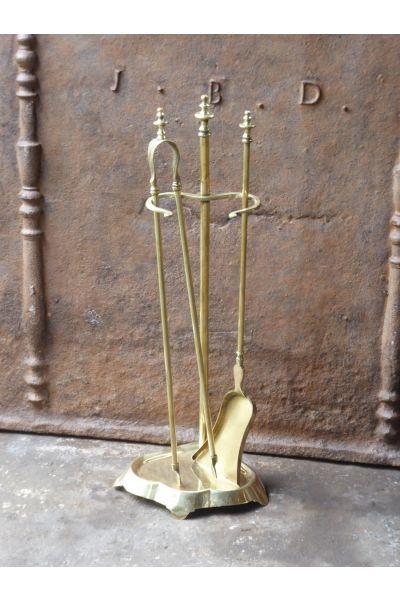 Napoleon III Fireplace Tools made of 33