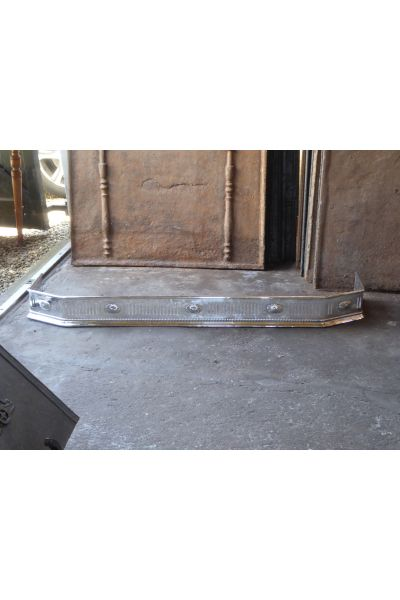 English Fireplace Fender made of 177