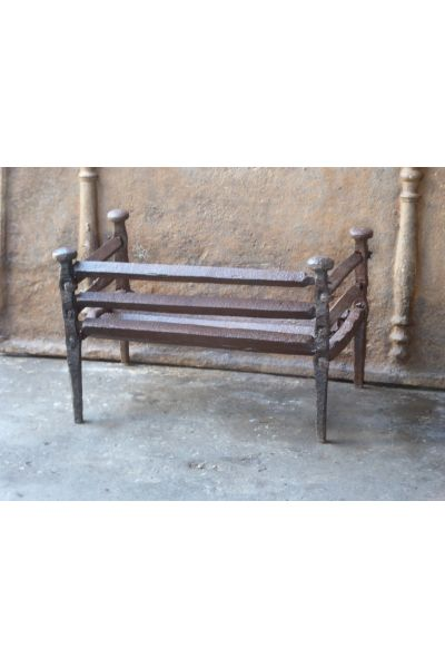 Gothic Fireplace Grate made of 15