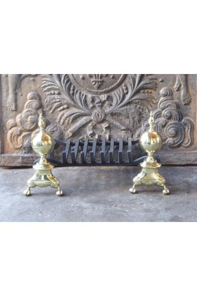 Victorian Fireplace Grate made of 15,33