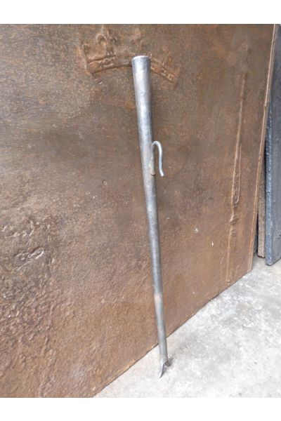 Wrought Iron Fire Blow Pipe made of 15