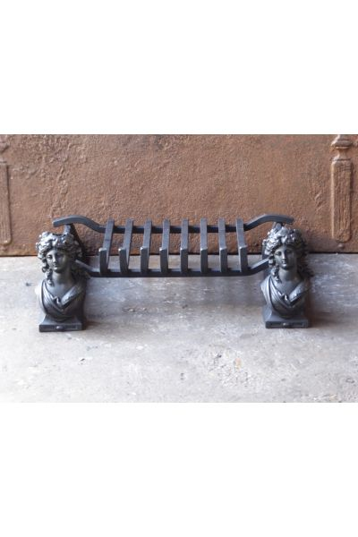 French Fire Basket made of 14,15