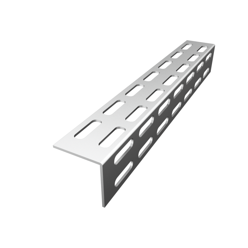L wall brackets for fireback mounting