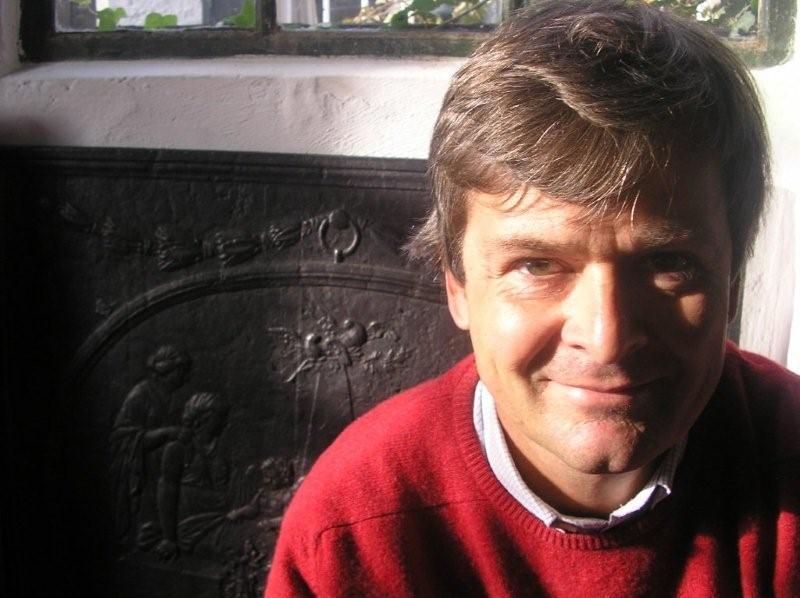 Charles Nijman van Antieke-haardplaat.nl