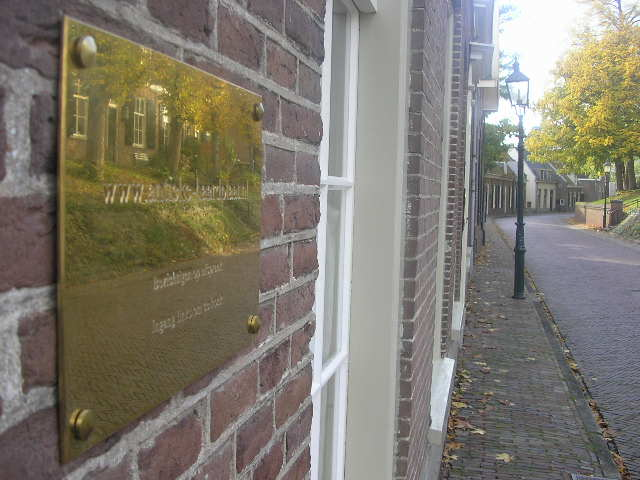 Haardplaten in Amerongen