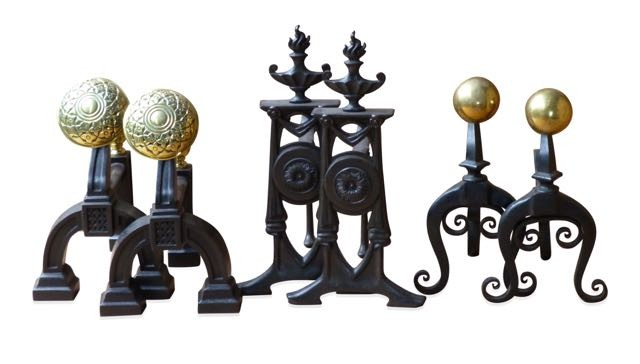 Our online collection of rests for fire tool sets