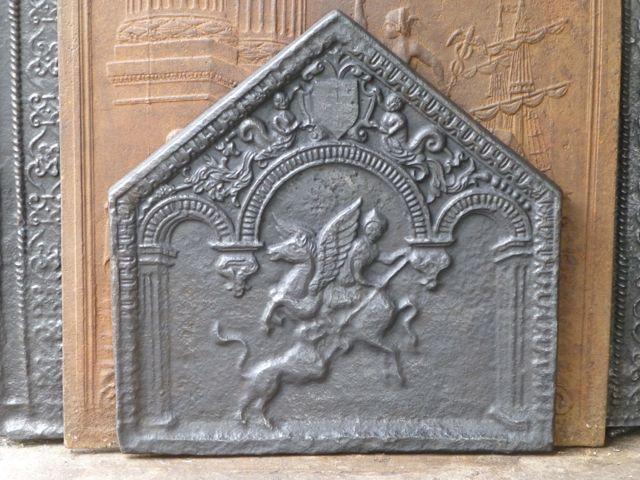 Renaissance Ofenplatte