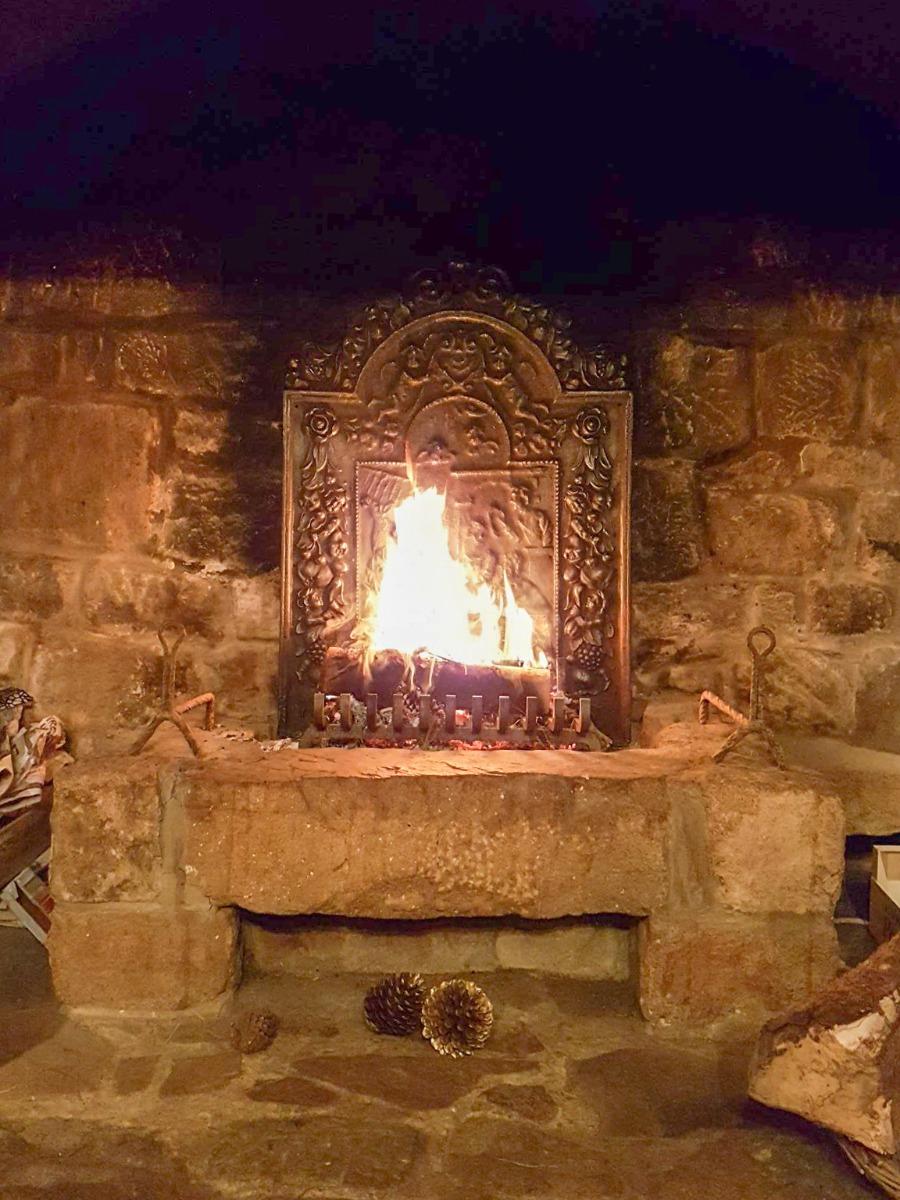 Fireplace Fireback in Vannes